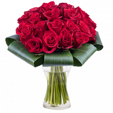 Love Addiction: 25 Red Roses