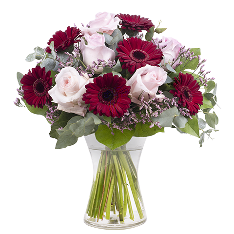 Amore Platonico: Rose e Gerbere