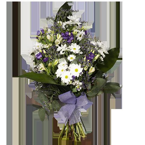 Bukiet Lilac Dzikie kwiaty