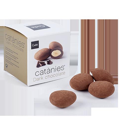 Catànies chocolate negro