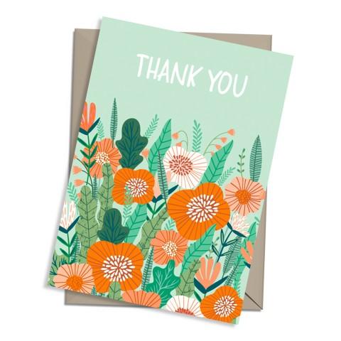 Agradece con flores