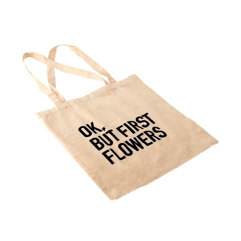 Tote Bag<br>algodón reciclado